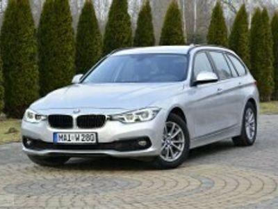 używany BMW 318 SERIA 3 dA F31 LCI Aut 150KM FullLED Navi PDC SerwisASO