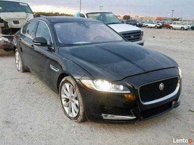 używany Jaguar XF 2dm 250KM 2019r. 24 365km