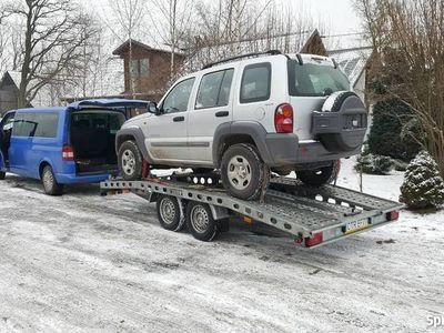 używany Jeep Cherokee 4x4 Gaz
