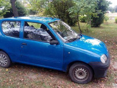 używany Fiat Seicento