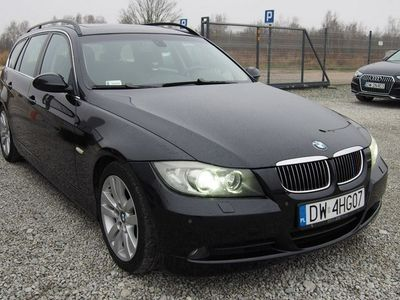 używany BMW 316 325 2.5dm 218KM 2007r.000km