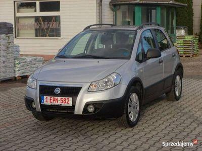 używany Fiat Sedici Lift Klima Serwis 4 x 4