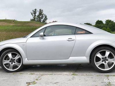 używany Audi TT 260KM+ kompletnie zmodyfikowany