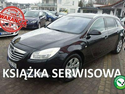 używany Opel Insignia 2.0 CDTi 130KM Klimatronic NAVI Hak Pół Skóry Zamiana Gwarancja Alu A (2008-2017)