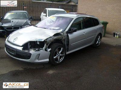 używany Renault Laguna 2.0 2009r. ABS ręczna klima.