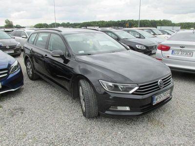 used VW Passat kombi