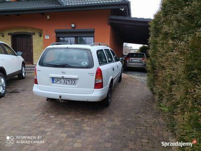używany Opel Astra KOMBI 1600 BENZYNA