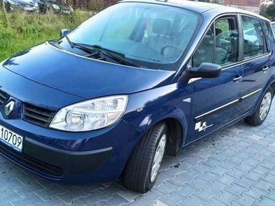 używany Renault Scénic 2005 r. 1.6 benz. + Gaz!!!