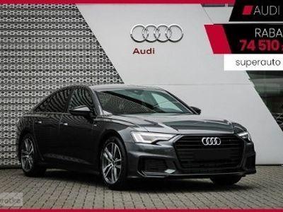 używany Audi A6 V (C8) 2.0 40 TDI (204KM) | SPORT | + S line + Technology + Matrix LED