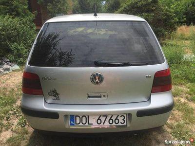 używany VW Golf IV 1.6 16v Benzyna z Gazem