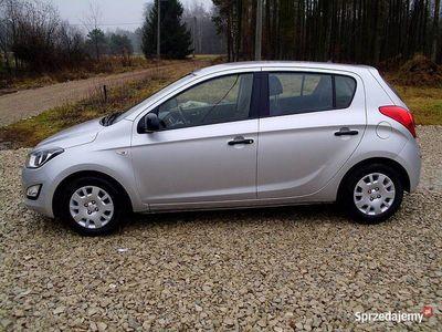 używany Hyundai i20 LIFT 1.2 Benzyna 2012r Możliwa Zamiana