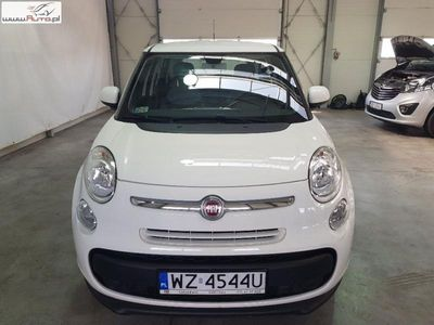 używany Fiat 500L Inny 1.4dm3 95KM 2017r. 25 643km1.4 16V Pop Star