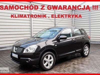 używany Nissan Qashqai I Klimatronik + Elektryka + 100% Serwis !!!, Leszno