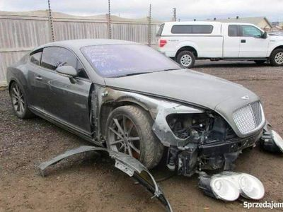 używany Bentley Continental GT 6.0 V12 560KM