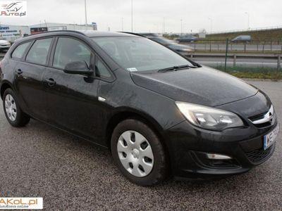 używany Opel Astra 1.6dm3 110KM 2015r. 99 000km Salon Polska VAT Serwis