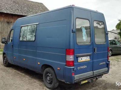 używany Citroën Jumper 2.5 Diesel, stan bardzo dobry