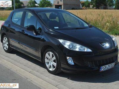 używany Peugeot 205 308 1.6dm3 90KM 2008r.000km 1,6 SW klimatronic szklany dach zarejestrowany kredyt bez bik