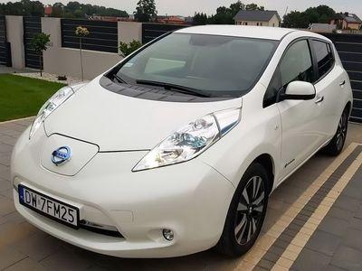 używany Nissan Leaf Tekna 2017r. 30kWh EU, stan idealny