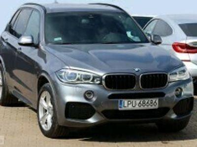 używany BMW X5 F15 3,0d M-Pakiet Krajowa 1 ręka Komforty Full Led F1