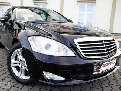 używany Mercedes 350 Klasa S W220BiXenon/FULL/Serwisowany/Bezwyp/Zarejestrowany/GWARANCJA/