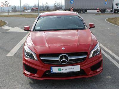 gebraucht Mercedes CLA250 Inny 2dm3 211KM 2013r. 83 000kmamg gwarancja vat 23% mod 2014