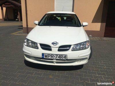 używany Nissan Almera n16 2.2 di 2000r