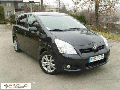 używany Toyota Corolla Verso 2.2dm 136KM 2009r. 155 000km