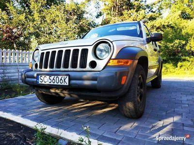 używany Jeep Cherokee LibertyIII