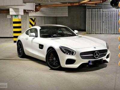 używany Mercedes AMG GT 55 V8 GTS-AMG BI TURBO PELEN SERWIS SLICZNY JAK NOWY GWARANCJA