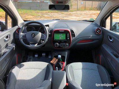 używany Renault Captur Ledy Klimatronik Tempomat Kamera Nawigacja