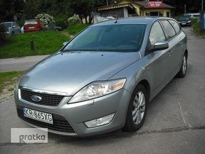 używany Ford Mondeo 2dm 140KM 2010r. 182 000km
