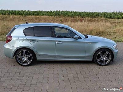 używany BMW 120 e87 d 2.0 177 KM