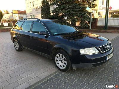 używany Audi A6 2.5tdi 180km skóra klimatronik alu pl