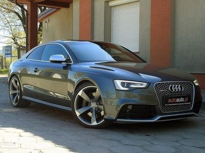 używany Audi RS5 I Bezwypadkowy! Serwisowany w ASO! Bogata Wersja Wyposażenia! RS5!