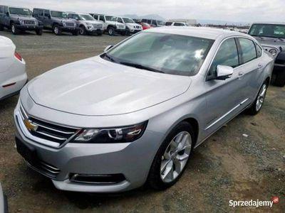 używany Chevrolet Impala ImpalaPremier V6 3.6 benz. 305 KM FWD autom. 2018 X (2013-)