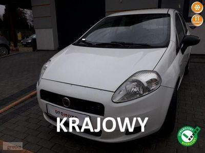 używany Fiat Grande Punto 1.4dm 80KM 2010r. 190 000km