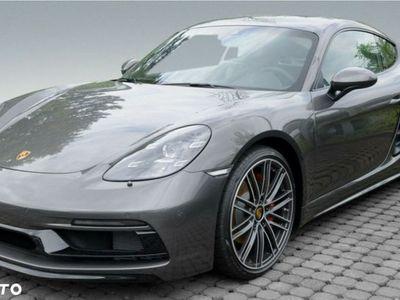 używany Porsche Cayman 2dm3 300KM 2019r. 5km