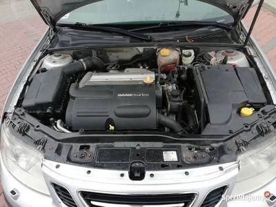używany Saab 9-3 1.8t doinwestowany garażowany