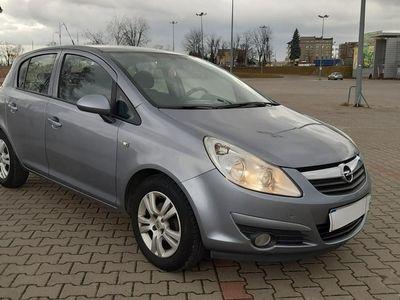 używany Opel Corsa D 1,2i-80KM,Klima,elektryka,alufelgi,serwis,bezwypad