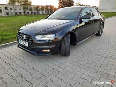używany Audi A4 B8 2.0T Quattro S-Line