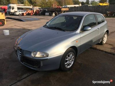 używany Alfa Romeo 147 mały przebieg nowy rozrząd