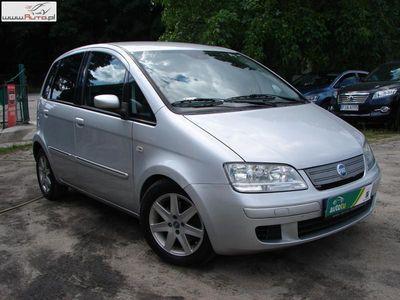używany Fiat Idea 1.9dm3 100KM 2008r. 199 000km 1.9 JTD 100 KM Klimatronik