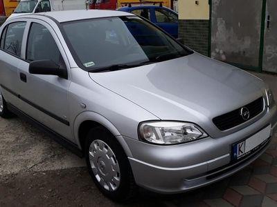 brugt Opel Astra przeb-50tys pierwszy własciciel