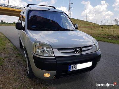 używany Peugeot Partner 2004r. 2.0HDI Multispace Klimatyzacja Zadban