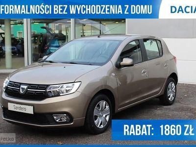 używany Dacia Sandero II LAUREATE 0.9 TCe 90KM | Koło zapasowe | Regulator prędkości, Chorzów