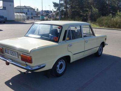 używany Fiat 125 1.5dm3 102KM 1987r. 19 000km 125p nowy lakier nowe felgi zakonserwowana podloga