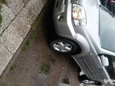 używany Nissan X-Trail