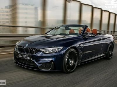używany BMW M4 Mperformance Cabrio Competition Paket Salon PL FV23%