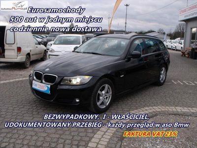 używany BMW 318 2dm3 143KM 2012r. 144 000km Serwis ASO Gwar. 1 rok Navi Xenon