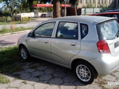 używany Chevrolet Aveo Kalos1,4b 16v JAK NOWY 37 tys km OKAZJA